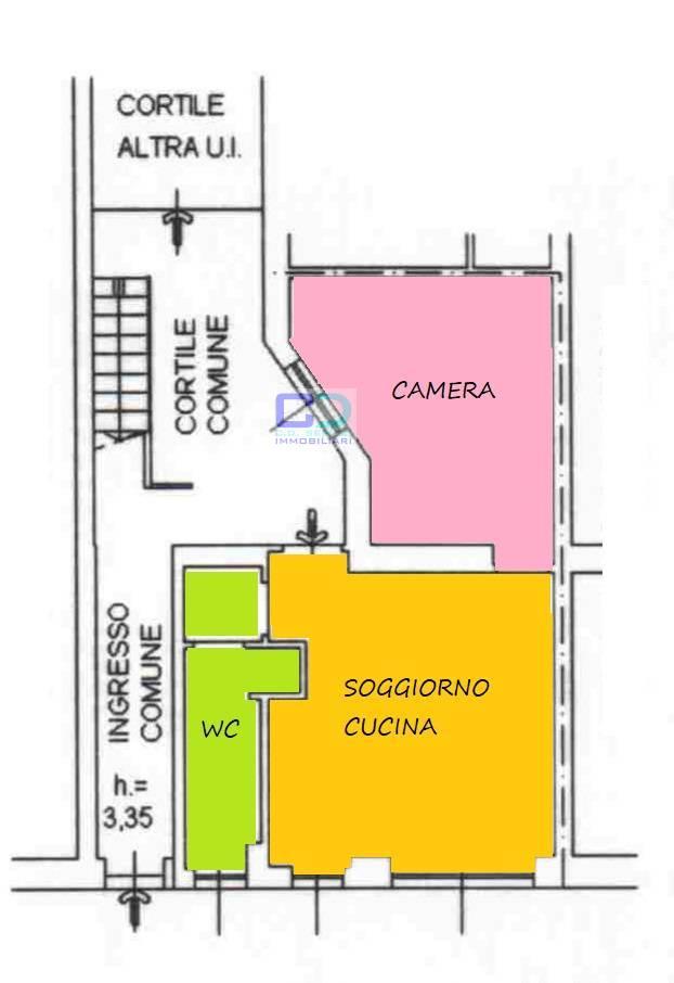 Appartamento in vendita a Melzo, 2 locali, prezzo € 120.000   PortaleAgenzieImmobiliari.it
