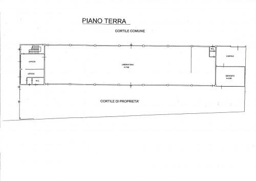 capannone in Affitto a Truccazzano