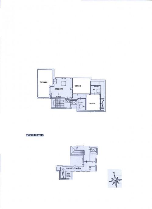 Appartamento in Affitto a Vaprio d'Adda