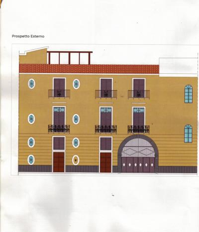 Cantiere a Pomigliano d'Arco