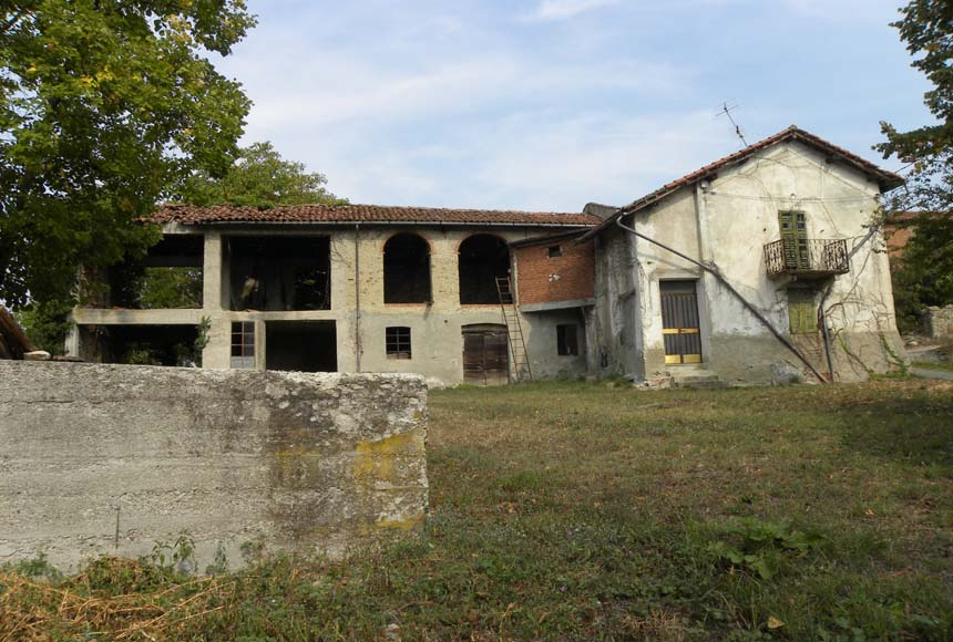 Foto 1 di Rustico / Casale Spigno Monferrato