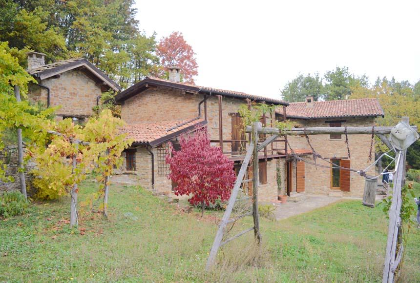 Foto 1 di Villa diotti, Roccaverano