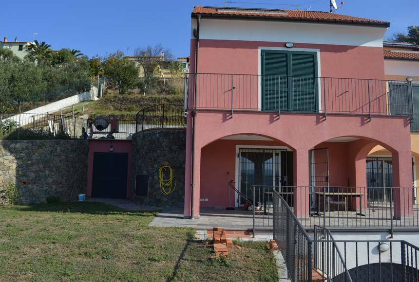 Foto 1 di Villetta a schiera verso concaverde, Savona