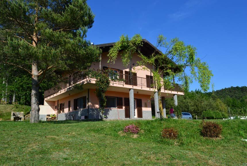 Foto 1 di Villa valla, Giusvalla