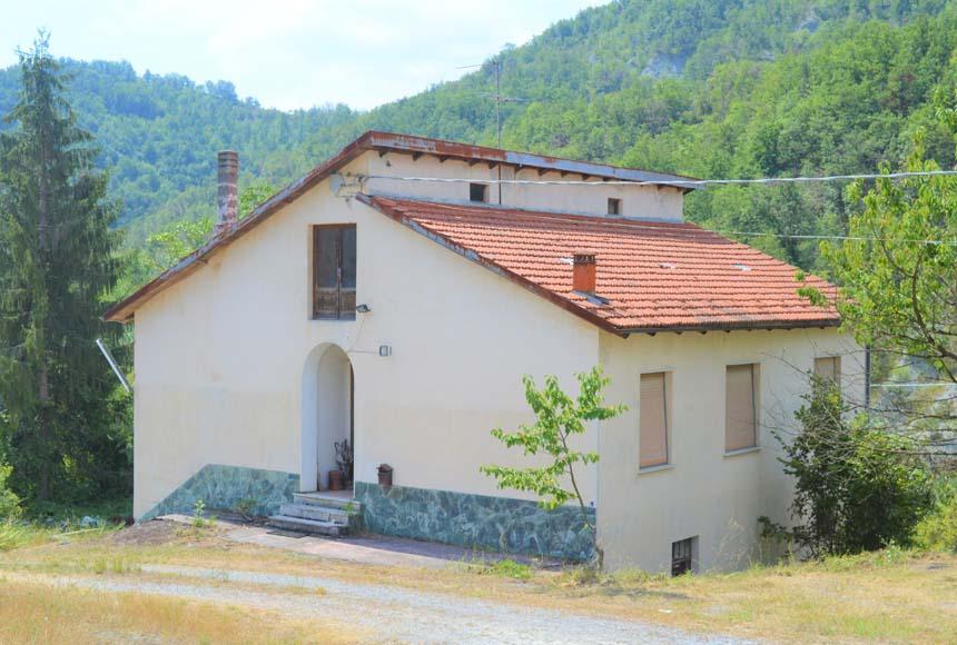Foto 1 di Rustico / Casale Sanato, Spigno Monferrato