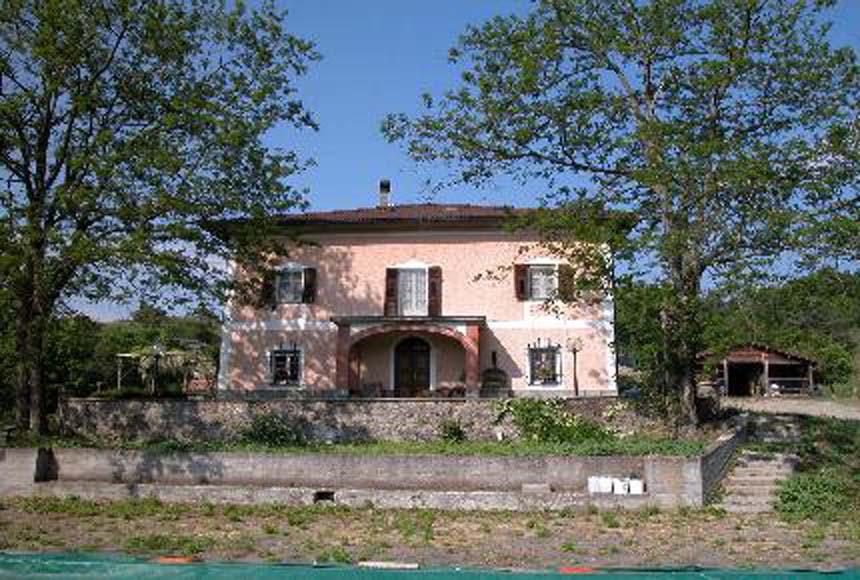 Villa Padronale in Vendita a Mioglia