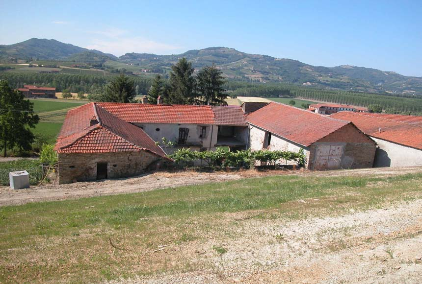 Country House (rustic) for Sale to Monastero Bormida