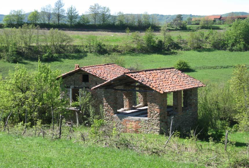 Casa Rustica in Vendita a Spigno Monferrato