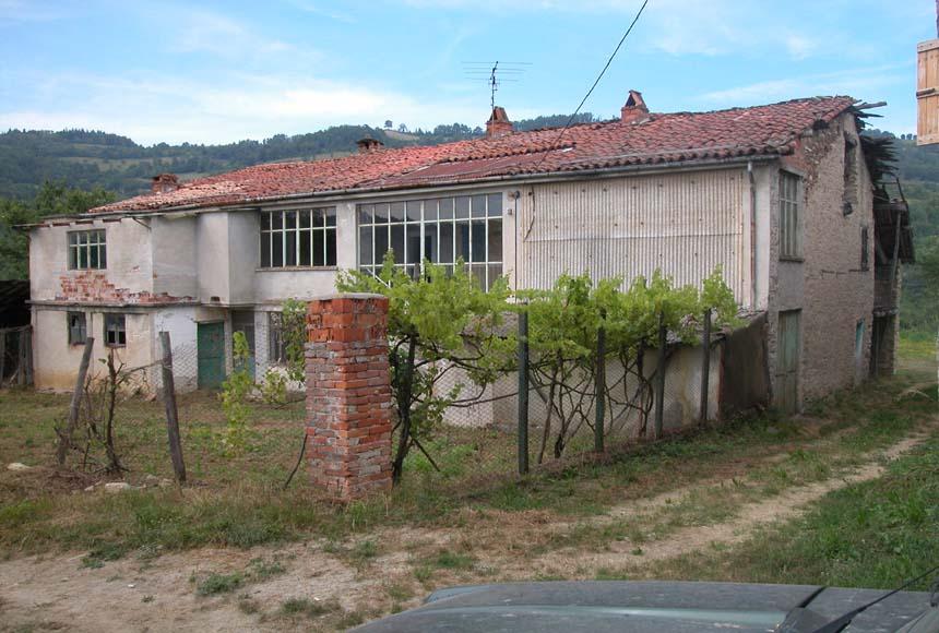 Casa Rustica in Vendita a Paroldo
