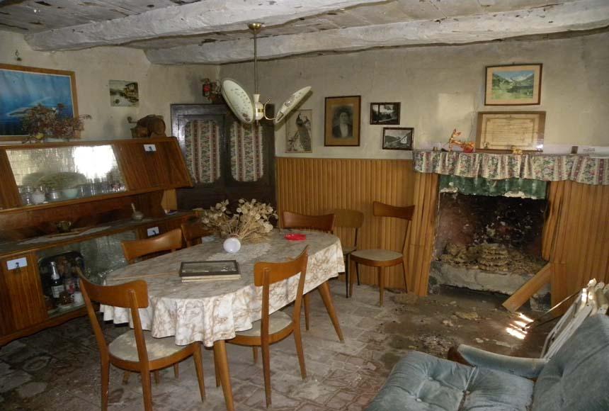 Casa Rustica in Vendita a Castelletto d'Erro