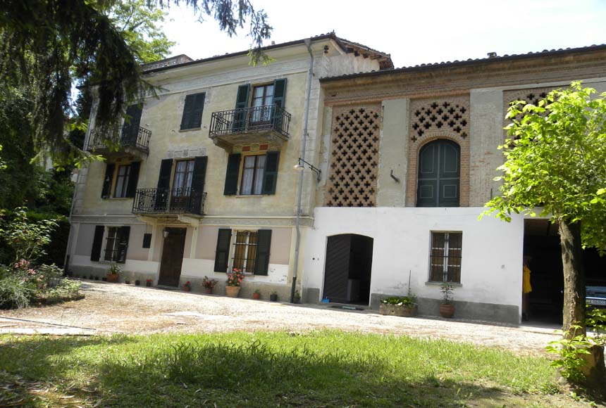Villa Padronale in Vendita a Calamandrana