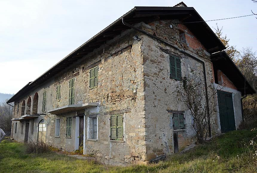 Cascina / Podere in Vendita a Spigno Monferrato