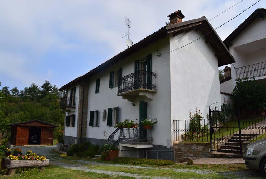 Villa / Villetta in Vendita a Cartosio