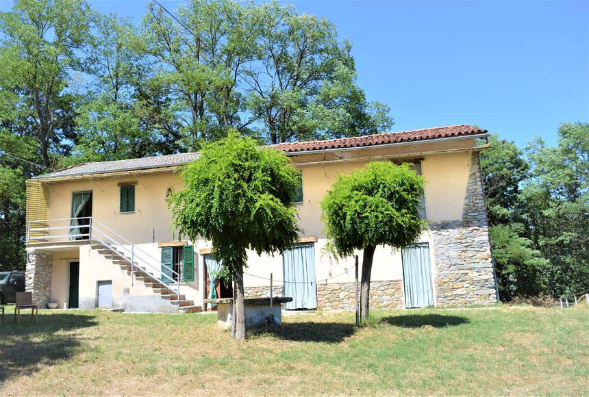 Country House (rustic) for Sale to Spigno Monferrato