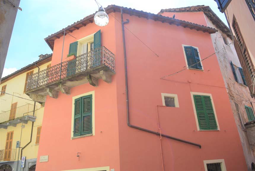 Appartamento in Vendita a Spigno Monferrato