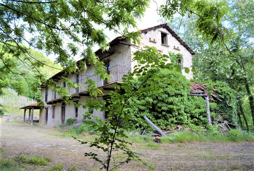 Country House (rustic) for Sale to Vesime
