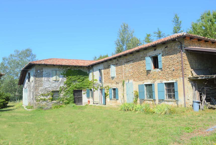 Casa Rustica in Vendita a Loazzolo