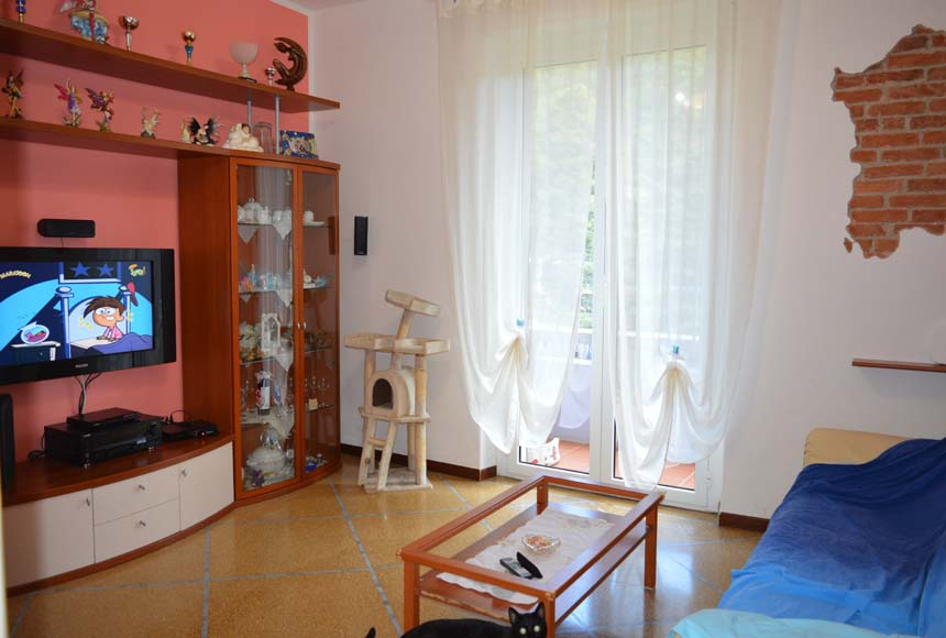 Appartamento - Semindipendente in Vendita a Cairo Montenotte