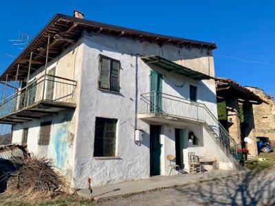 Casa Rustica in Vendita a Castellino Tanaro