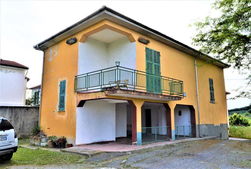 Haus - Halb Frei Stehend in Kauf bis Piana Crixia
