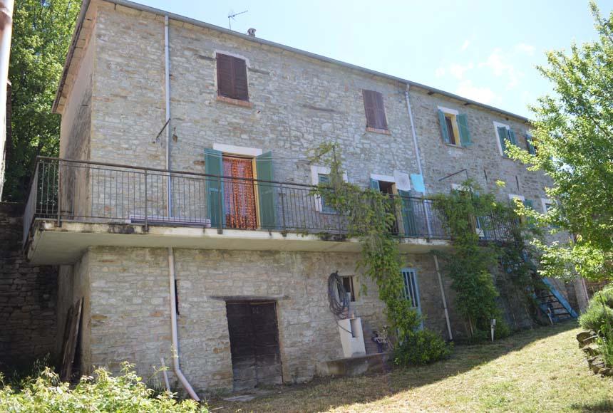 Casa - Semindipendente in Vendita a Ponti