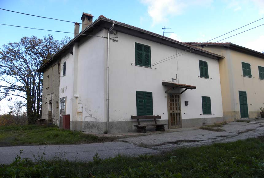 House - Semi-detached for Sale to Giusvalla