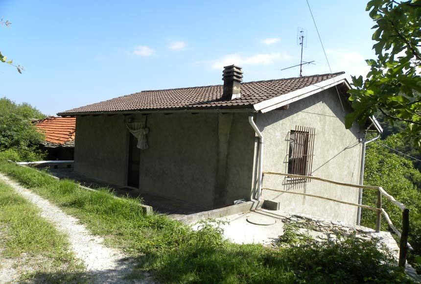 Haus - Halb Frei Stehend in Kauf bis Roccaverano