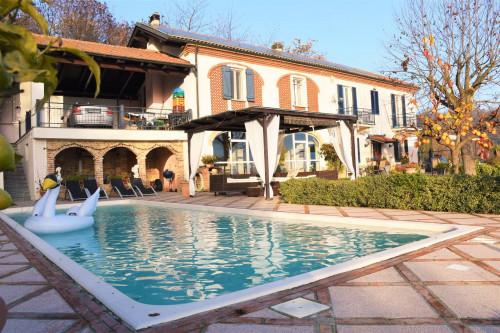 Villa / Villetta in Vendita a Odalengo Piccolo