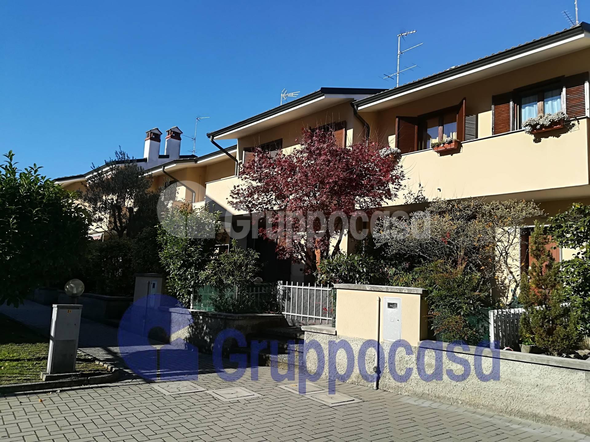 Villa a Schiera in vendita a Abbiategrasso, 3 locali, zona adina, prezzo € 250.000 | PortaleAgenzieImmobiliari.it