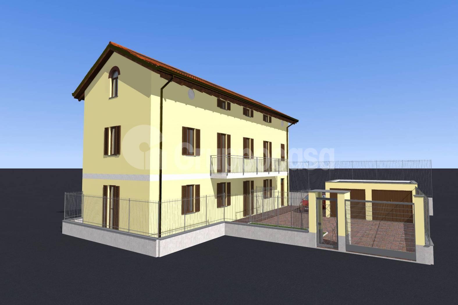 Appartamento in vendita a Abbiategrasso, 4 locali, zona adina, prezzo € 260.000 | PortaleAgenzieImmobiliari.it