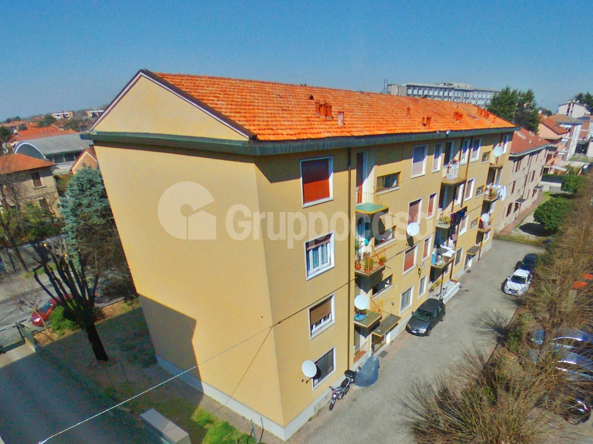 Appartamento in vendita a Abbiategrasso, 4 locali, zona adina, prezzo € 95.000 | PortaleAgenzieImmobiliari.it