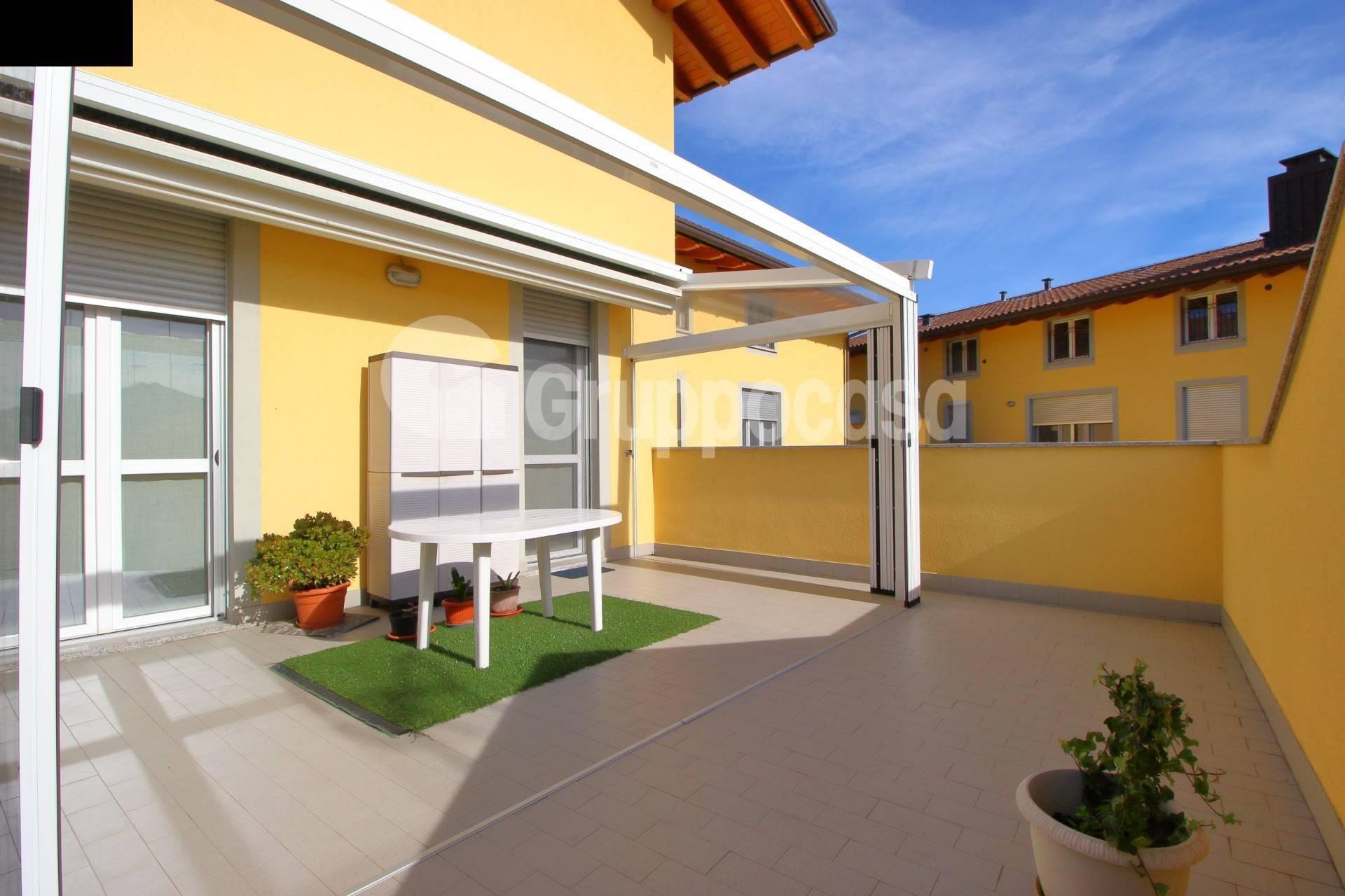 Attico / Mansarda in vendita a Inveruno, 5 locali, prezzo € 270.000 | PortaleAgenzieImmobiliari.it