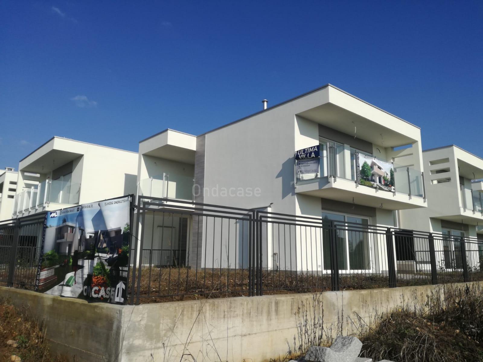 Villa in vendita a Treviolo, 4 locali, prezzo € 480.000   PortaleAgenzieImmobiliari.it