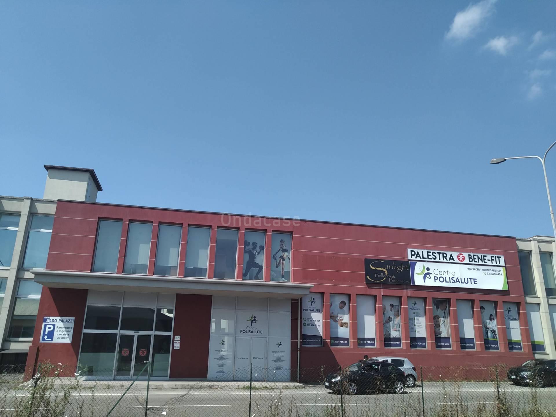 Studio Ufficio In Affitto A Cinisello Balsamo Cod 433