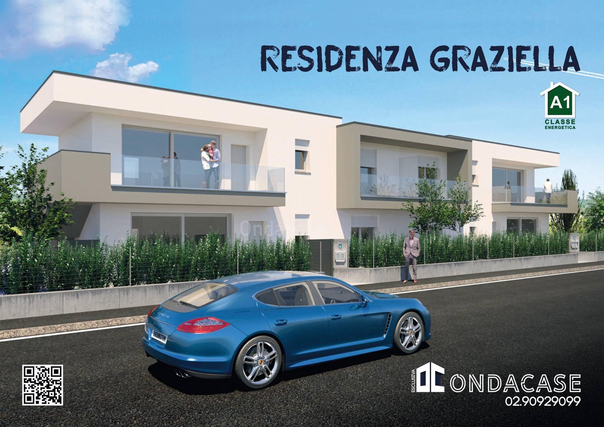 Attico / Mansarda in vendita a Ornago, 6 locali, prezzo € 490.000 | PortaleAgenzieImmobiliari.it