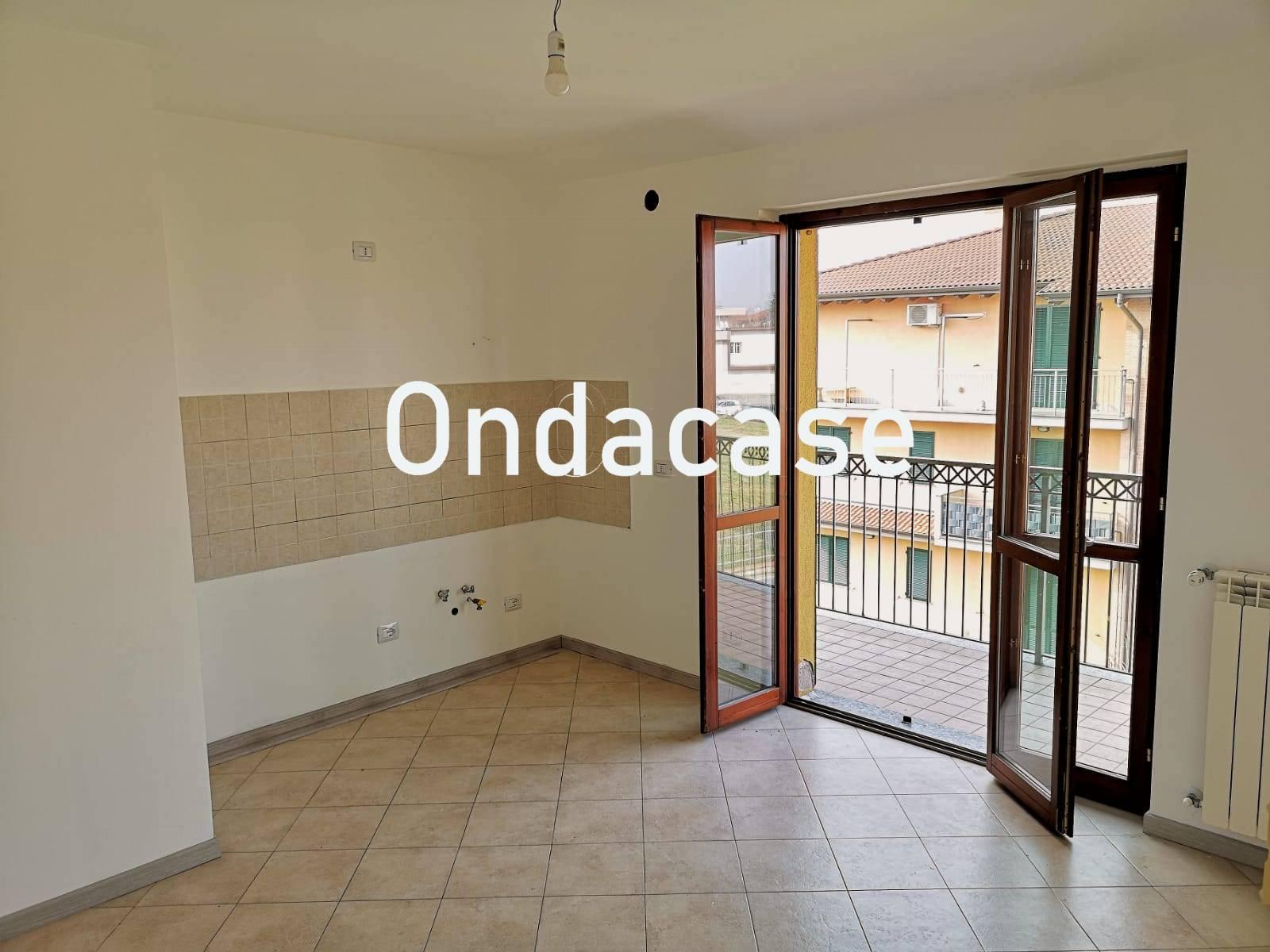 Appartamento in vendita a Capriate San Gervasio, 2 locali, prezzo € 64.000 | CambioCasa.it
