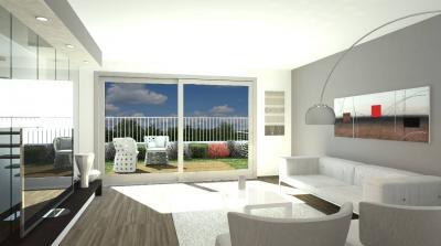 Appartamento in villa in Vendita a Osio Sopra