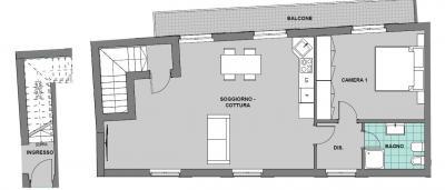 Appartamento in Vendita a Stezzano