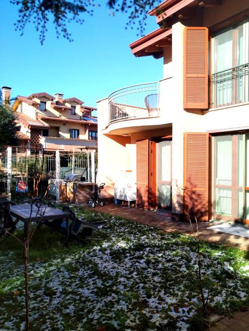 Appartamento in villa in Vendita a Vaprio d'Adda