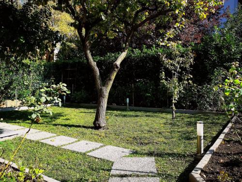 Appartamento con giardino in Vendita a Ponte San Pietro