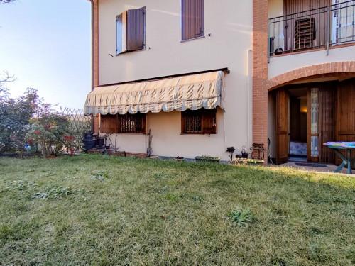 Appartamento con giardino in Vendita a Sotto il Monte Giovanni XXIII