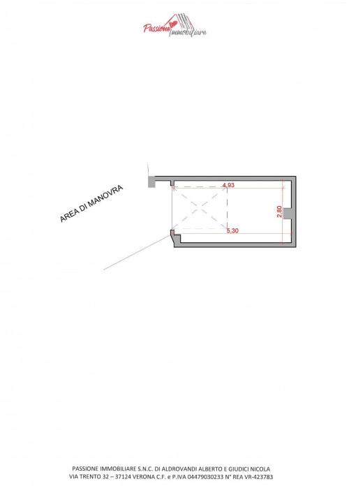 Vai alla scheda: Box / Posto auto Vendita Verona