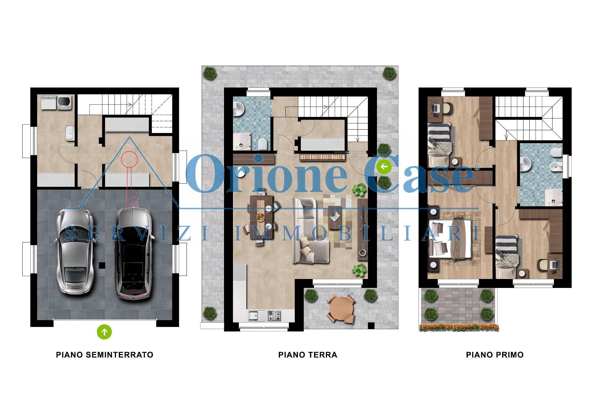 Villa in vendita a Cugliate-Fabiasco, 4 locali, zona iate, prezzo € 315.000 | PortaleAgenzieImmobiliari.it