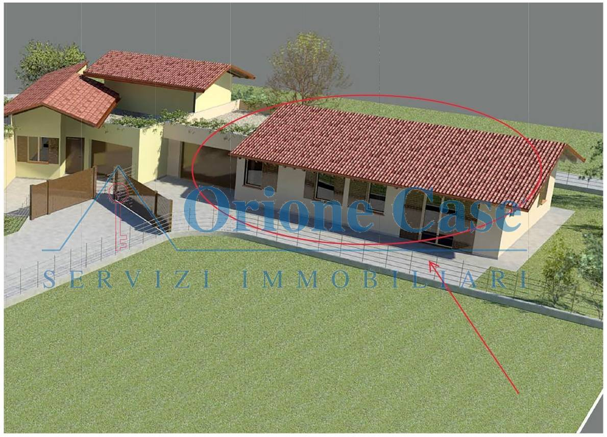 Villa in vendita a Marchirolo, 4 locali, prezzo € 320.000 | PortaleAgenzieImmobiliari.it