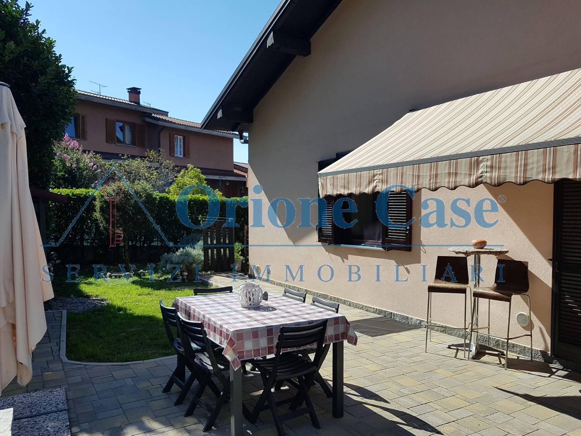 Villa a Schiera in vendita a Marchirolo, 3 locali, prezzo € 190.000 | PortaleAgenzieImmobiliari.it