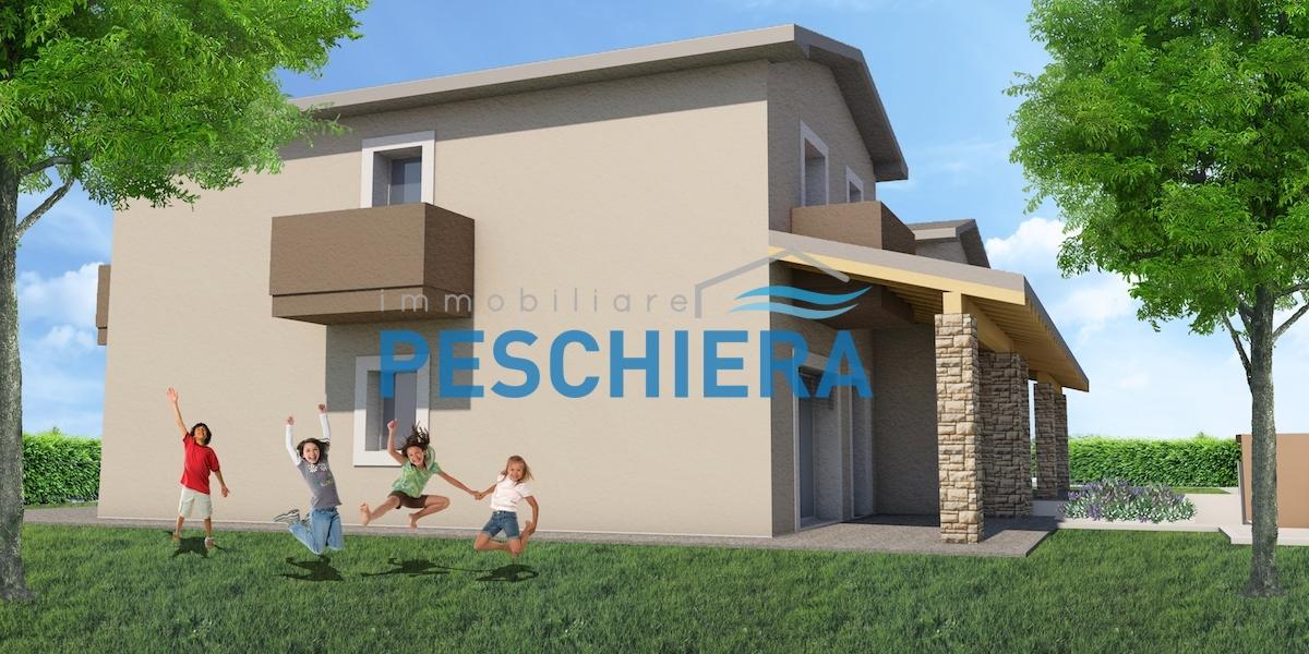 Villa in vendita a peschiera del garda cod p - Studio casa peschiera del garda ...
