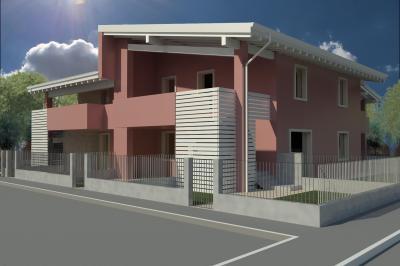 Villetta a schiera in Vendita a Valeggio sul Mincio