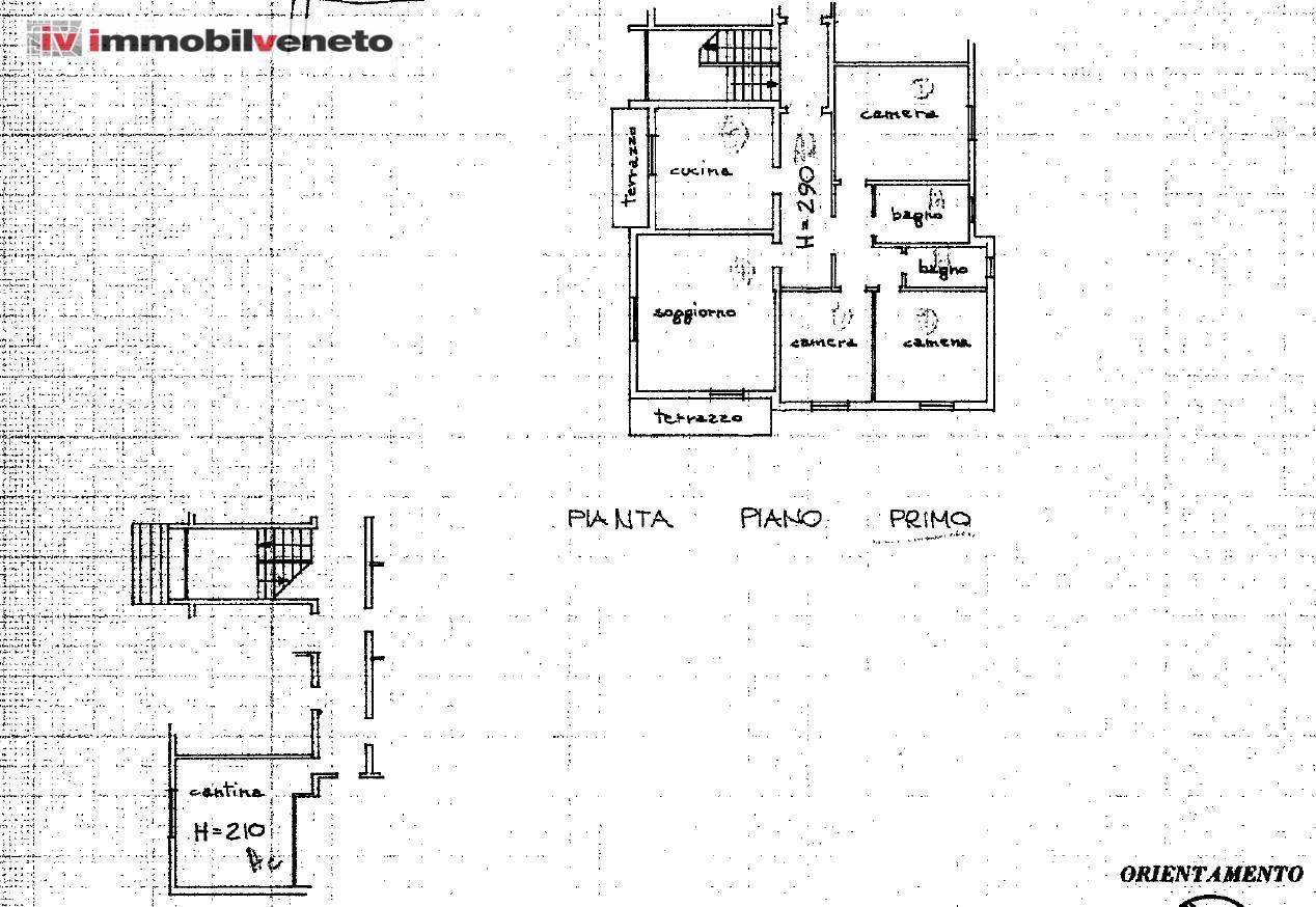Appartamento in vendita a Lonigo, 5 locali, prezzo € 103.000 | PortaleAgenzieImmobiliari.it