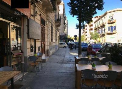 Attività commerciale in Affitto a Palermo