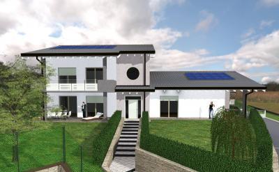 Villa in Vendita a Calusco d'Adda